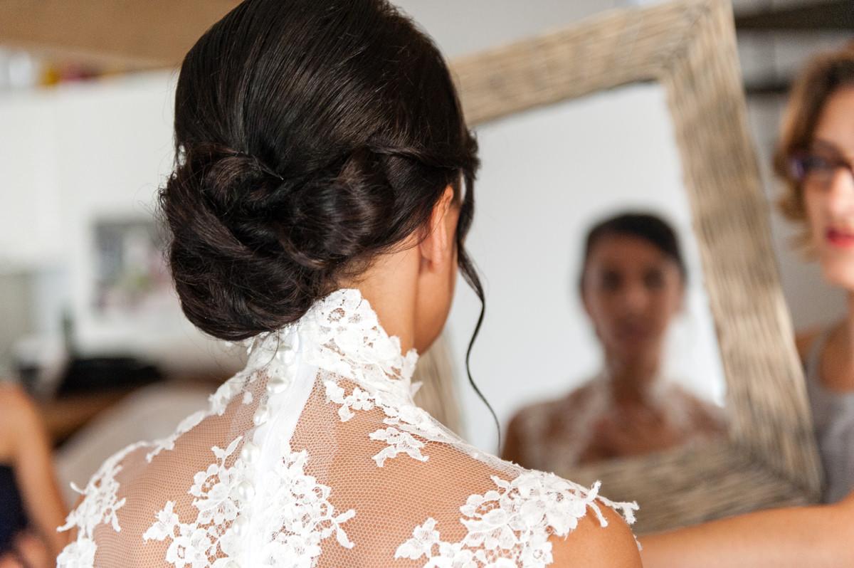Votre photographe avant le mariage lors des préparatifs