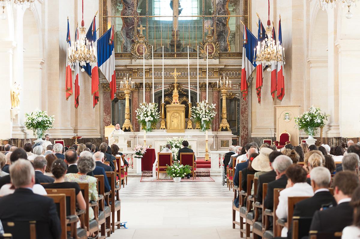 Reportage photo à Versailles dans les Yvelines