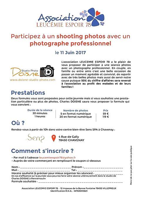 Charles DOISNE, photographe dans les Yvelines