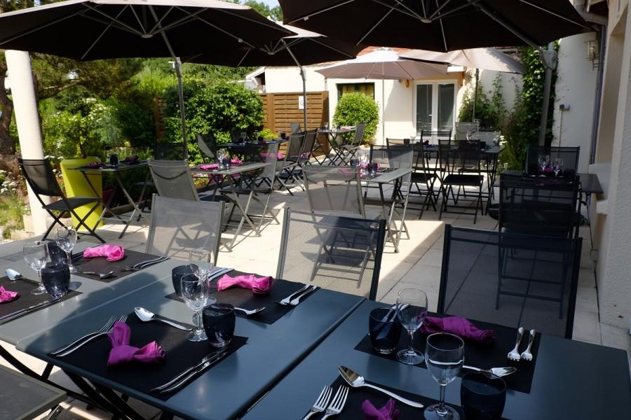 Un photographe professionnel pour son restaurant et son hôtel dans les Yvelines -78