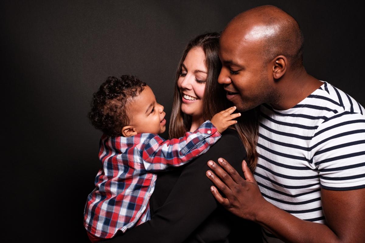 Photographe et protrait de famille