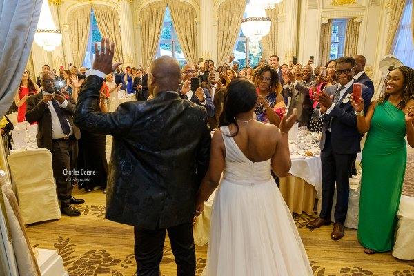 Photos coktail de mariage 1