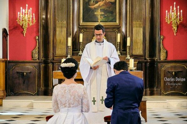 Photos de mariage a lEglise 3