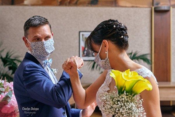 Photos de mariage a la mairie 2