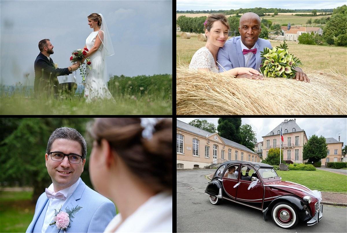 Avis photographe de mariage sur le site internet mariages.net